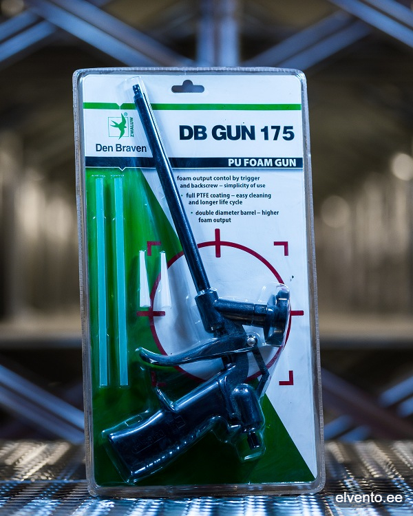Vahupüstol – Gun 175 blister