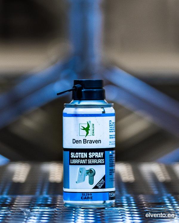 Lukuõli – ZW Lock Spray 150 ml