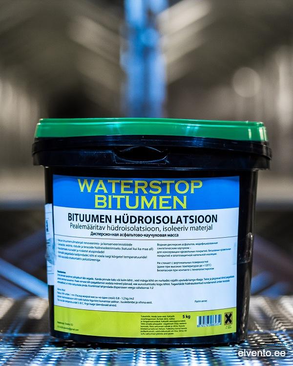 Dispersion adhesive - Den Bit M Waterstop