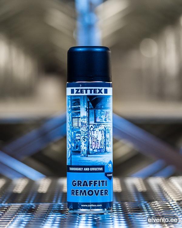 Värvi eemaldaja – Graffiti Remover